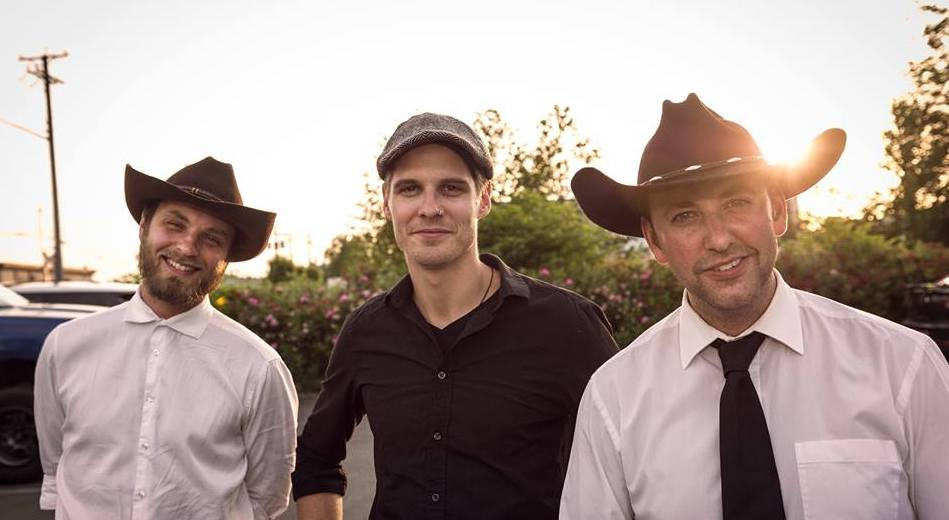 The New Shackletons Vancouver Country Band