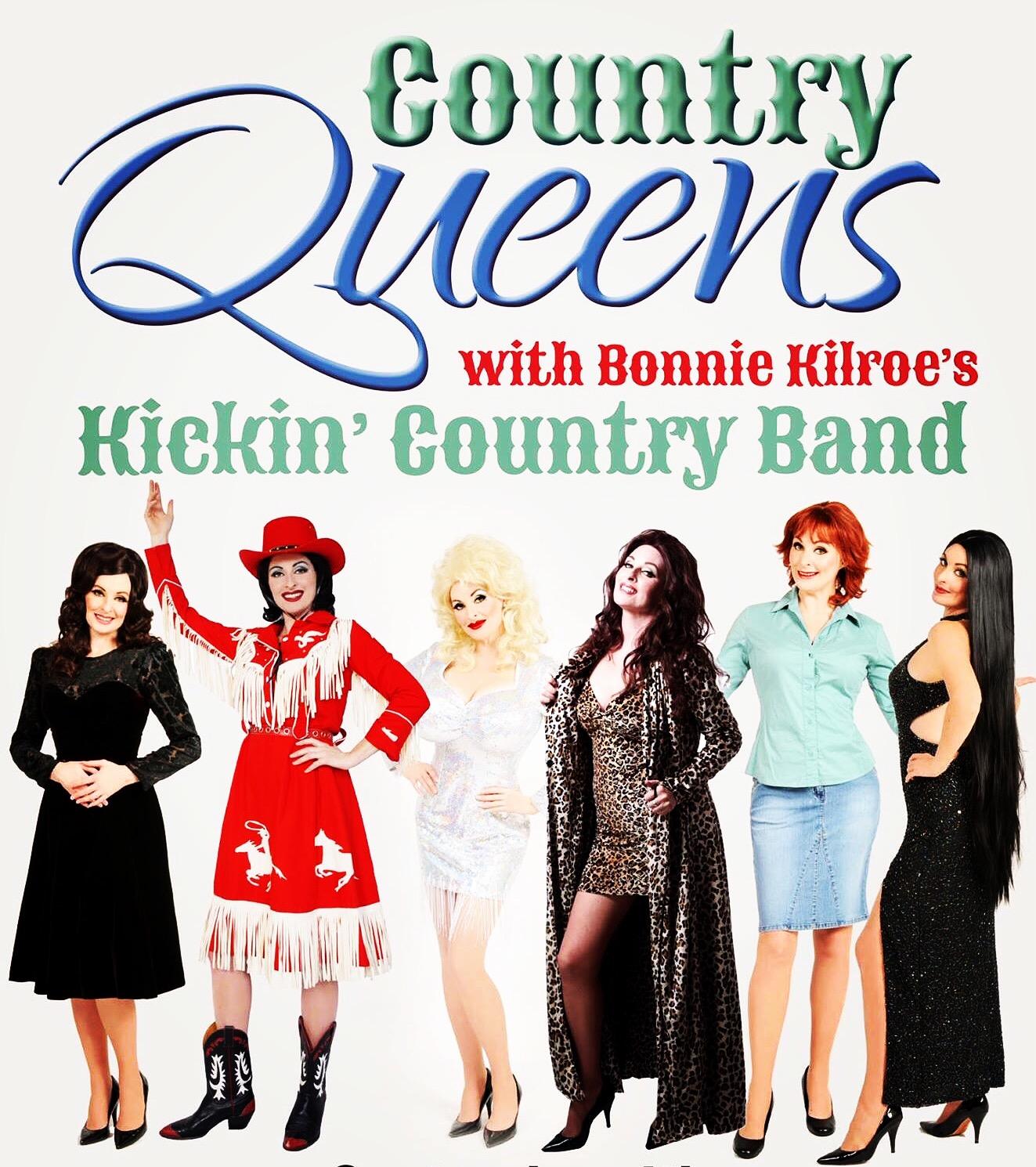 Bonnie Kilroe Country Queens Vancouver