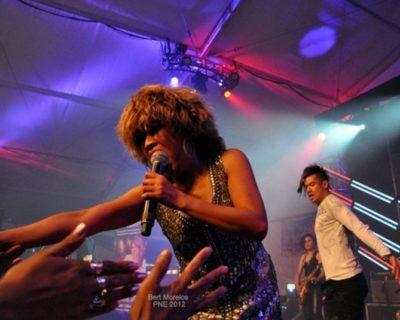 Luisa Marshall Vancouver Tina Turner Tribute