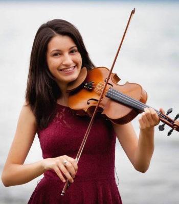 Jocelyn Petitt Vancouver Fiddler