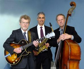 Saul Berson Jazz Trio Vancouver