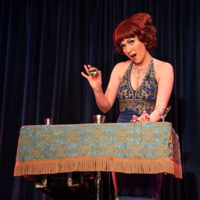 Lucy Darling, Vancouver Magician