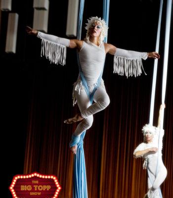 Big Topp Circus Cancouver Aerial Silks