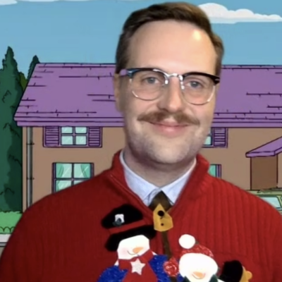 Ned Flanders Vancouver Chat Room